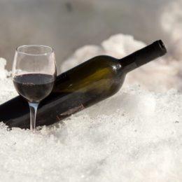 Θερμοκρασία κρασιού
