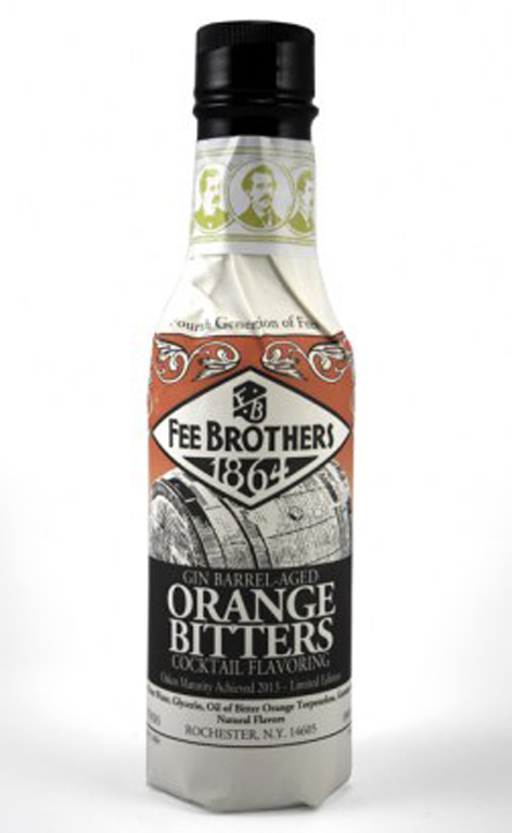 Fee Brothers Gin Barrel Aged Bitters