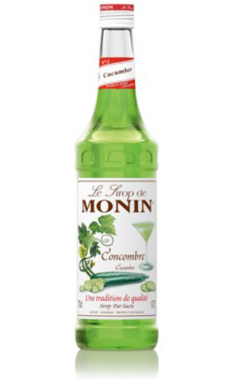 Monin Cucumber (Αγγούρι)