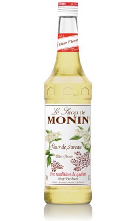 Monin Ανθός Κουφοξυλιάς/Elderflower