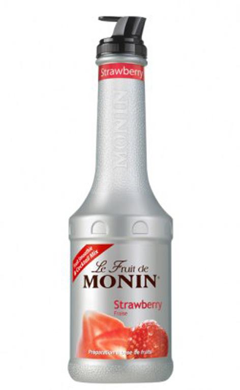 Monin Φράουλα