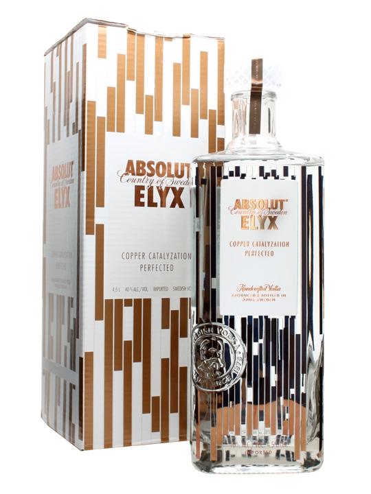 Absolut Elyx 4,5L